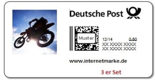 3x 0,60€ Briefmarken für 1,01€ - Versand per Mail @ebay.de