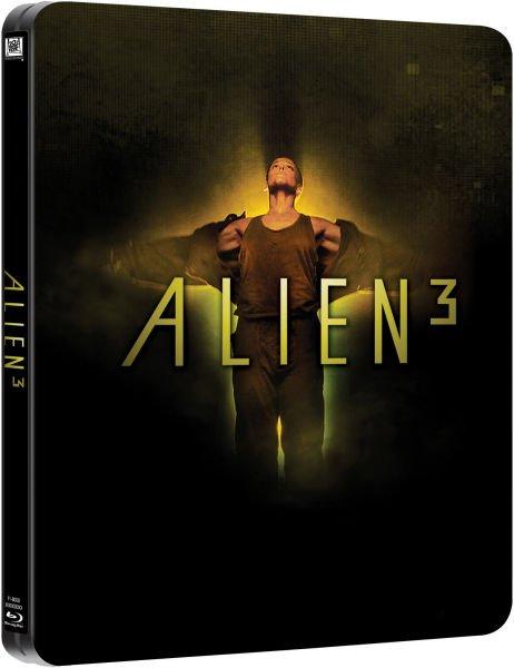 Alien 3 u. Alien 4 - Die Wiedergeburt [Blu-Ray] Steelbook zusammen für 10,16 € > [zavvi.de]