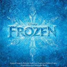 Frozen / Die Eiskönigin Soundtrack MP3 Album kostenlos [US Google Play Store]