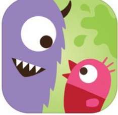 [iOS] Sago Mini Monsters