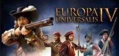 STEAM - Europa Universalis IV ~ 4,26€ / SimCity 4 Deluxe (MAC) ~ 2,28€ @ Nuuvem