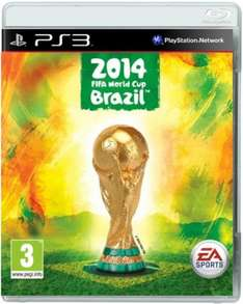 [Media Markt] FIFA Fussball-Weltmeisterschaft Brasilien 2014 für PS3/X360