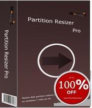 Partition Resizer Pro aktuell gratis erhältlich