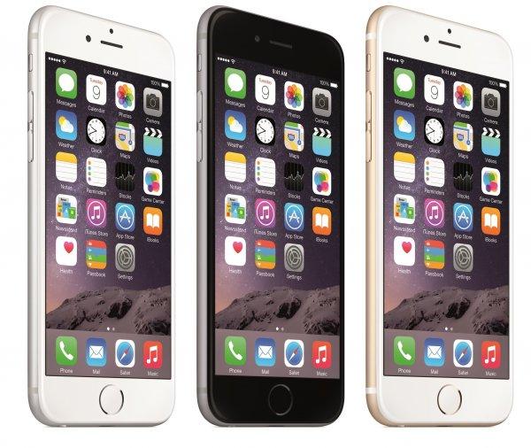 Apple iPhone 6 64 GB mit Vodafone Allnet Flat Vertrag (Mobilcom Debitel)