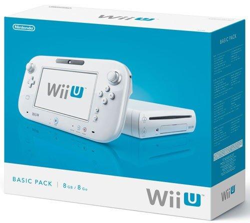 Wii U - Basic Pack - 8 GB weiß (NEU & OVP) für 190,99€ @Konsolenkost