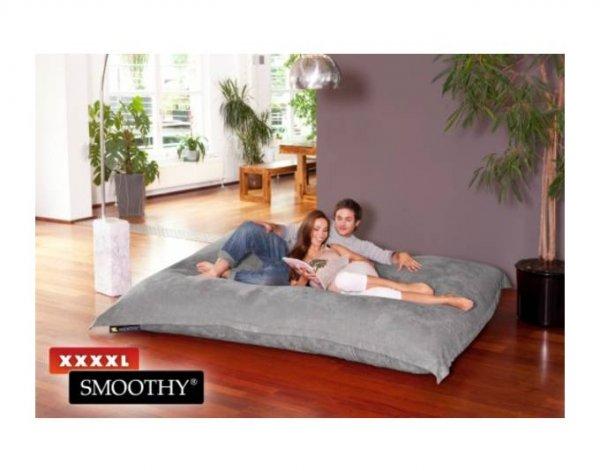 Smoothy - Sitzsack Classic XXXXL - größter Sitzsack der Welt perfekt fürs Wohnzimmer