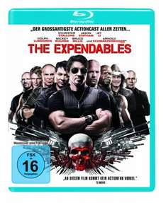 Blu-ray - The Expendables ab €4,92 [@Saturn.de]