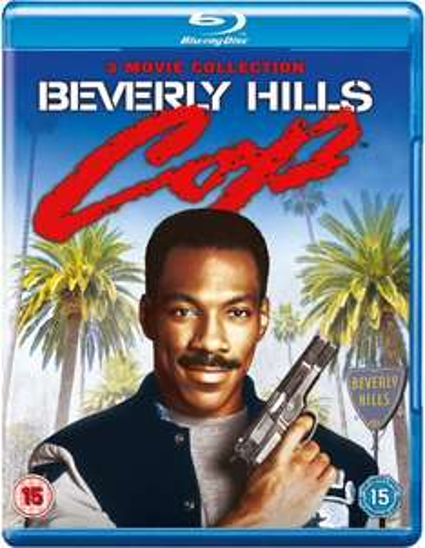 Beverly Hills Cop Triple Collection Blu-ray @ Zavvi.com