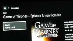 Game of Thrones - Episode 1: Iron from Ice (Xbox One)
