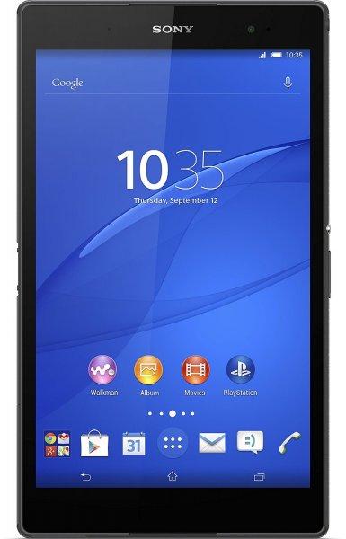 Sony Xperia Z3 Tablet Compact 16GB LTE black (Telekom) + Sony SBH20 Bluetooth Headset @meinpaket.de