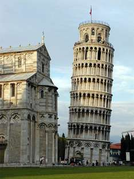 Januar 2015: 2 Nächte Pisa, 4*-Hotel, Flug für 2 Personen 57 € p.P.