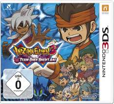 [Local Saturn Siegen] Inazuma Eleven 3 - Team Oger greift an! - [Nintendo 3DS]