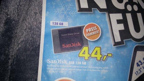*lokal* SanDisk SSD 128GB