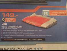 AVM Fritzbox 7490 - 149 Euro - Saturn Essen