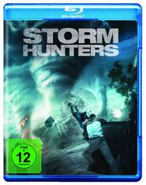 Storm Hunters [Blu-ray] für 8,97 € > [amazon.de] > Prime > Guten Rutsch