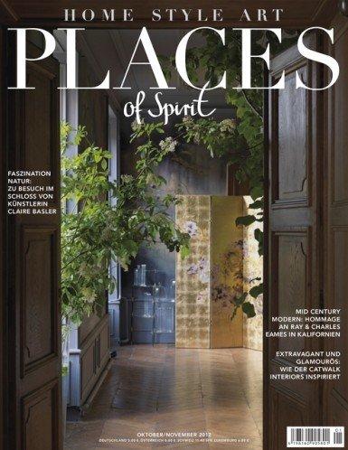[abo-direkt] Places of Spirit Halbjahresabo mit 2,- € Gewinn + optionalen 5,-Douglas- oder Tchibo-Gutschein für späteren Bankeinzug