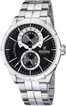 [Amazon.de] Festina F16632/3 Herren-Edelstahl-Armbanduhr  für 67,73€ incl.Versand!