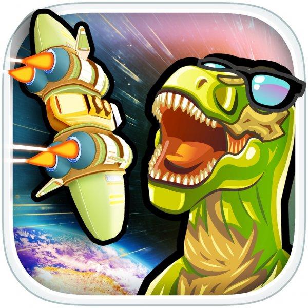 [iOS] Ace Ferrara & The Dino Menace für kurze Zeit gratis