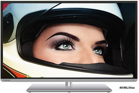 "Toshiba 40L5441DG (40"", 3D aktiv inkl. 2 Brillen, Triple Tuner, 100Hz nativ, WLAN) - 333€ @ ebay/deltatecc"