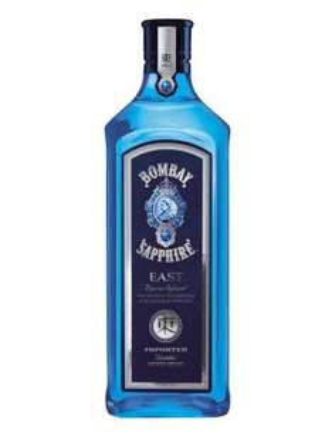 Bombay Sapphire East 42%1L online Duty Free Heinemann
