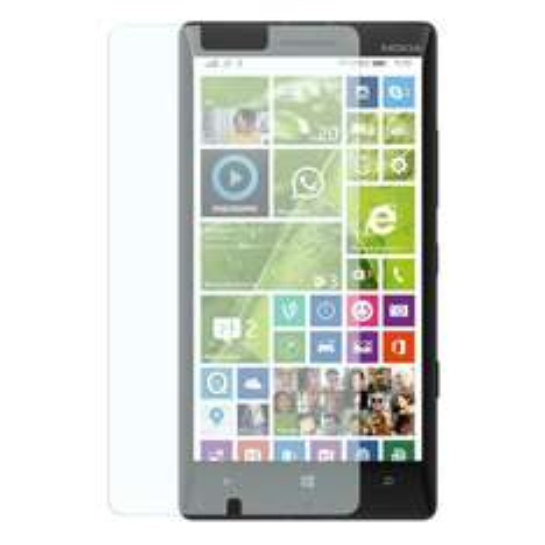 (Amazon) iProtect Screen Protector Tempered Glass Hartglas Schutzfolie für Nokia Lumia 930 und diverse andere Smarphones reduziert