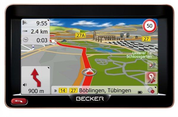 [WHD] Becker Ready50 LMU Navigationsgerät ab 71€!
