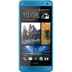 [Ebay] HTC One Mini in blau - 4,3 Zoll Smartphone (341 ppi), 2x 1,4 GHz, 1GB RAM, 4 Mpx Kamera