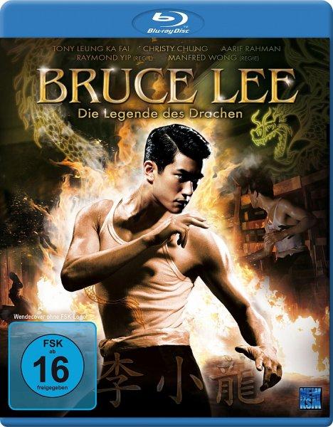 Bruce Lee - Die Legende des Drachen [Blu-ray] @saturn.de
