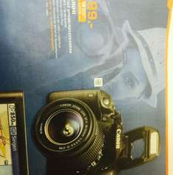 [Lokal Sankt Augustin] Canon EOS 700D + 18-55 IS STM