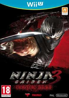 Ninja Gaiden 3: Razor's Edge (Wii U) für 16,76€ inkl. Versand @amazon.co.uk