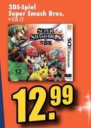 [Lokal - Expert Flösch Lahr / Müllheim / Emmendingen] Super Smash Bros. für Nintendo 3DS (Preisfehler?)