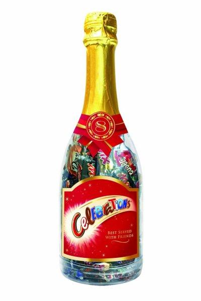 [Lokal Oldenburg?] Celebrations Champagner-Flasche 320 g bei Netto Marken Discount