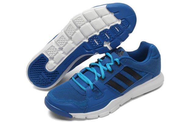 """[online] Adidas Schuh """"Gym Warrior"""" für die neuen Vorsätze 2015"""