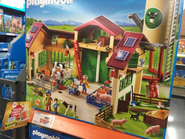 [Lokal: 38640 Goslar] Playmobil 5119 Bauernhof mit Silo