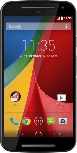 Motorola G (1. oder 2. Generation) mit akzeptablem Tarif für Wenigtelefonierer (5,99 im Monat) für effektiv 144,76 Euro @ sparhandy.de