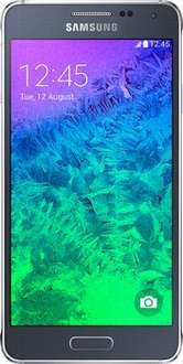[Media Markt] Samsung Galaxy Alpha für 349,-
