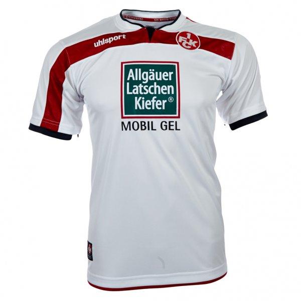 Kaiserslautern Trikots 2014 Heim/Auswärts/Ausweich