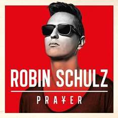"[Amazon Tagesdeal] Robin Schulz ""Prayer"" Album inkl. 20 Songs - MP3 Download"