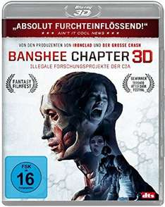 [Amazon Prime] Banshee Chapter - 3D Blu-Ray