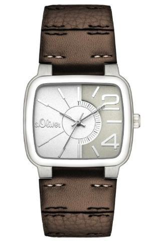 [Amazon.de] s.Oliver Damen-Armbanduhr Analog Quarz Leder SO-2817-LQ für 39,95 EUR