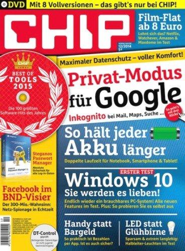 Chip mit DVD für 9,88€/Jahr