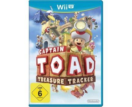 [Wii U] Captain Toads Treasure Tracker