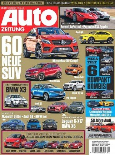 Auto Zeitung Prämienabo: kostenlos dank Otto-Gutschein, alternativ 55€ Bestchoice bei 60€ Abokosten