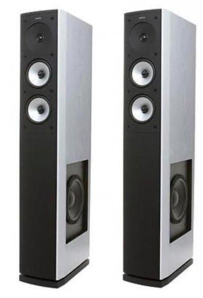 [Ebay Redcoon: wieder verfügbar] Jamo S 626 Esche Weiß - Paar, Standlautsprecher - Paar für 222 EUR