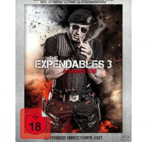 the-expendables 3 Blu-ray Steelbook und viel mehr  müller sonntags knüller