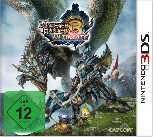 Monster Hunter 3 Ultimate [3DS; eShop]