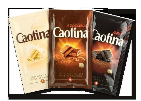 3 x Caotina Trinkschokolade [Nur Schweiz/Lichtenstein]