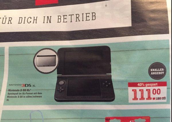 [Lokal Rewe Center DA] Nintendo 3DS XL