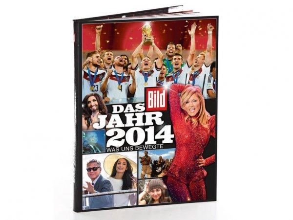 BILD-Jahrbuch - Das Jahr 2014 - 4,99 € - Lidl - ab 15.1.2015