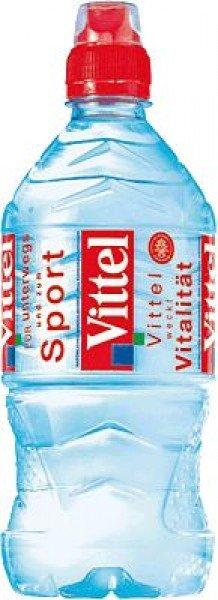 [Akzenta Wuppertal] Vittel 0,75ltr Sportscap PET Flasche